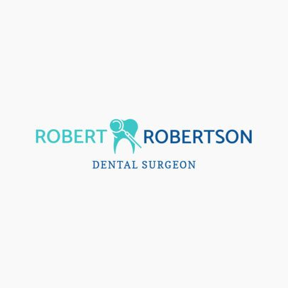 Logo Template for Dental Surgeon 1487c