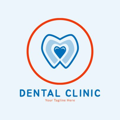 Dental Clinic Logo Creator 1489