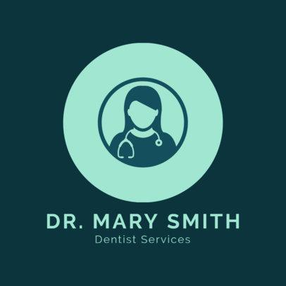 Dentist Services Logo Maker 1489a