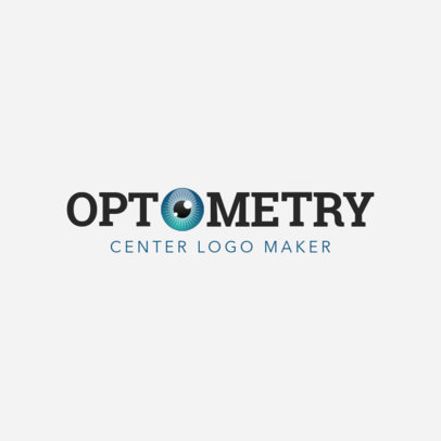 Logo Template for Optometrists 1496