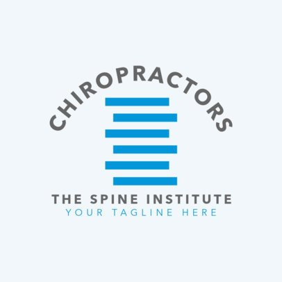 Chiropractic Care Center Logo Creator 1491d