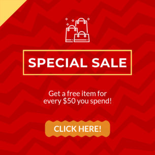 Special Store Sale Ad Banner Template 745a