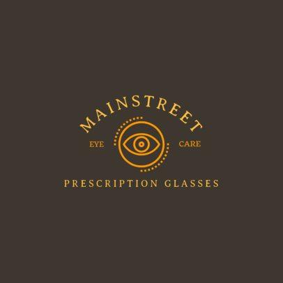 Eye Care Specialist Logo Maker 1497d