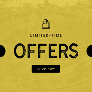 Ad Banner Maker for Limited Offers 746b