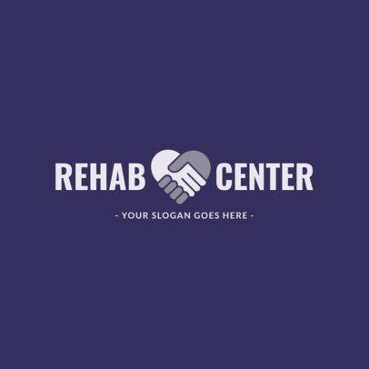 Logo Generator for Rehab Center 1552c