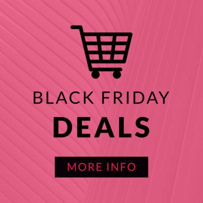 Black Friday Deal Online Banner Maker 753