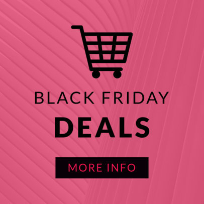 Black Friday Deal Online Banner Maker 753