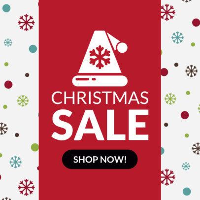 Christmas Sale Ad Maker 784
