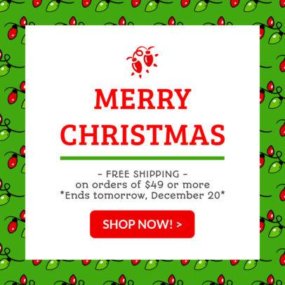 Christmas Offer Ad Maker 775