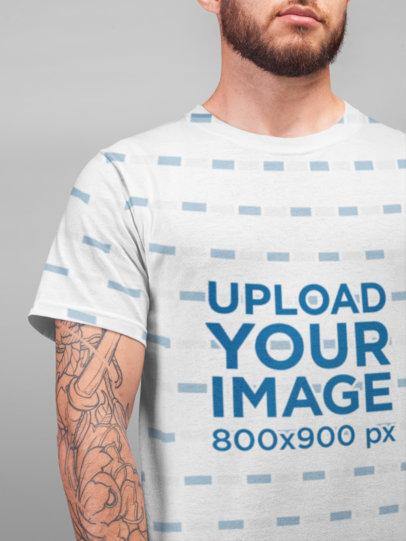 Transparent T-Shirt Mockups