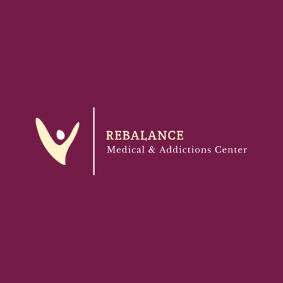 Logo Creator for Rehab Centers 1504d