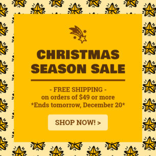 Christmas Season Sale Ad Maker 775d