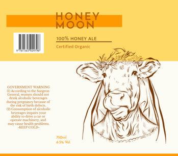 Organic Beer Label Maker 763b