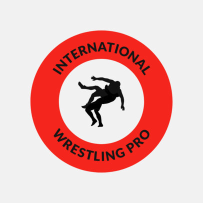 Wrestling Logo Maker 1537