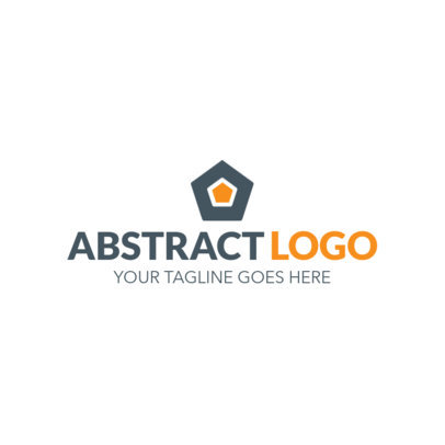 Abstract Logo Maker with Geometric Shapes 1519