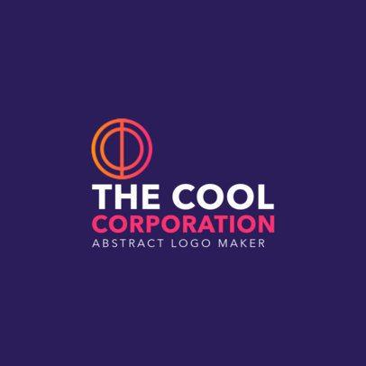 Abstract Logo Design Creator 1529d