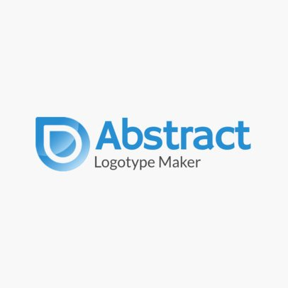 Abstract Logo Maker with Abstract Icons 1531