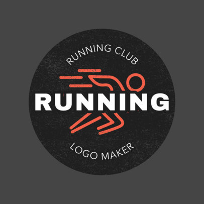 Running Club Logo Maker 1545