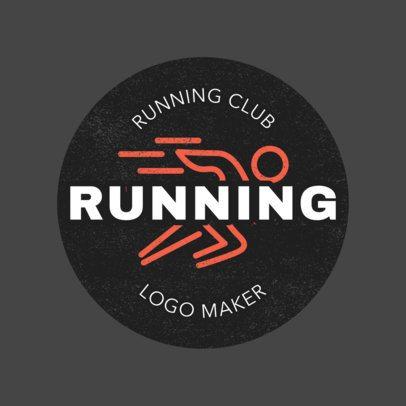 Online Logo Generator for Running Clubs 1545