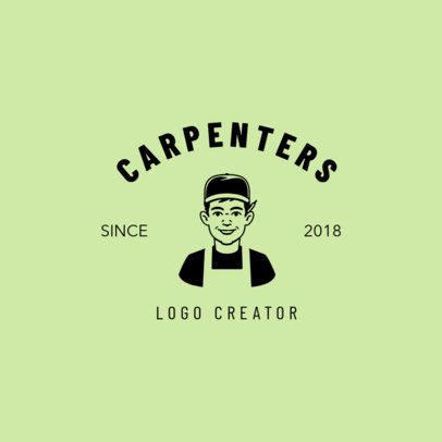Carpentry Logo Maker for Carpenters 1549d