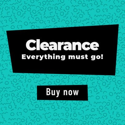 Banner Maker for Store Clearance Sales 284f