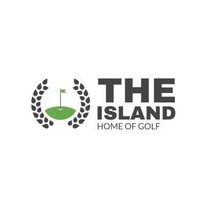 Golf Club Logo Generator 1558b