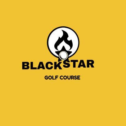 Logo Generator for a Golf Club 1558c
