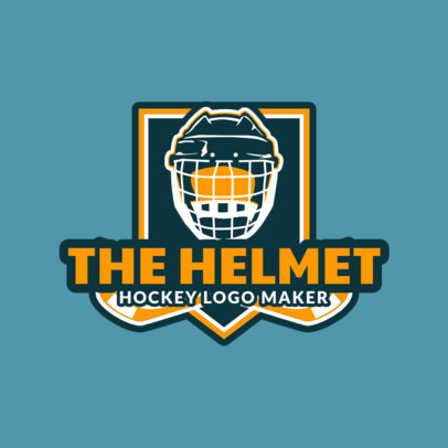 Hockey Logo Generator for a Hockey Team 1559d