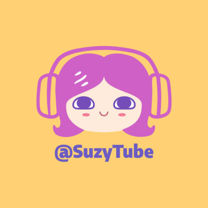 Kawaii Anime Avatar Maker for a Twitch Channel 1462d