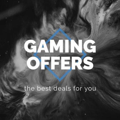 Gaming Deals Ad Maker 750d