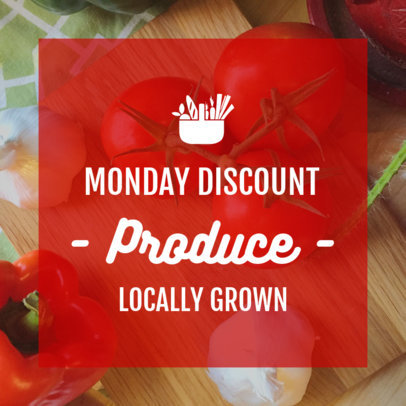 Banner Maker for Produce and Grocery Stores 382a