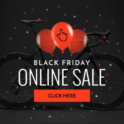 Online Black Friday Sale Banner Creator 749b