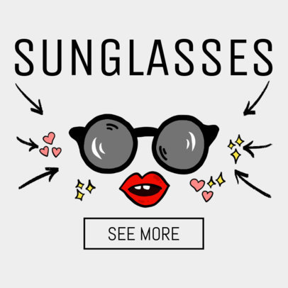 Creative Banner Maker for Glasses 536a