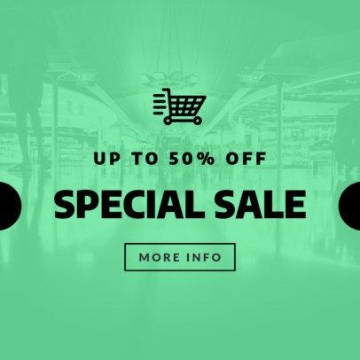 Special Sale Ad Banner Maker 746d