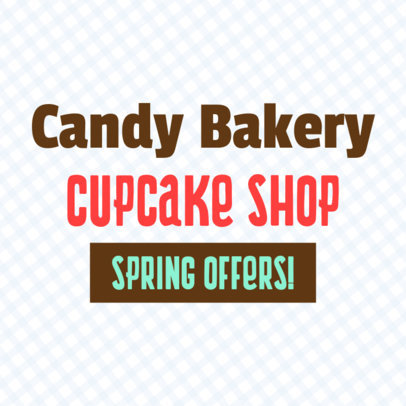 Online Banner Maker for Bake Sales 374b