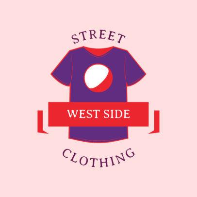 Street Apparel Logo Maker 1313c