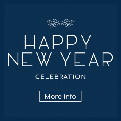Online Banner Maker for a Happy New Year Banner 366f