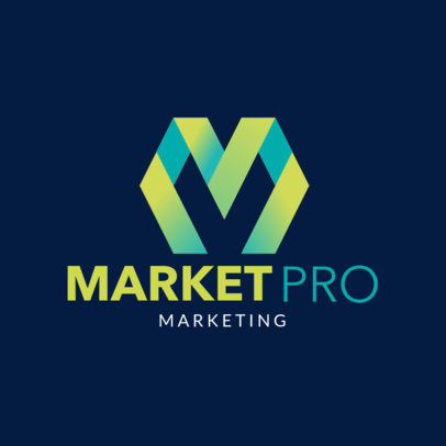 Marketing Logo Maker 1521f