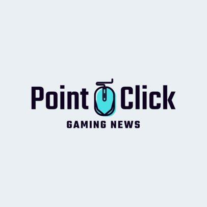 Gaming Logo Maker for Gaming News1637d
