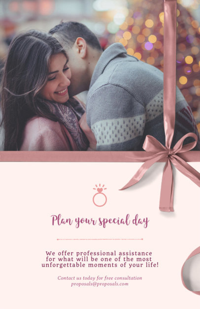 Flyer Maker for Proposal Planners 859c