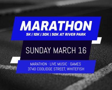 Vinyl Banner Maker for Marathons 792b