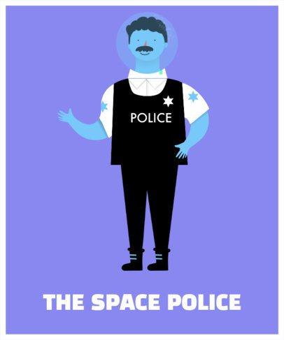 Police Avatar Maker 20e