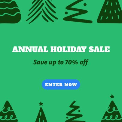 Christmas Banner Generator for an Annual Holiday Sale 789c