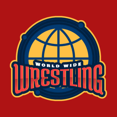 World Wide Wrestling Logo Creator 1540a