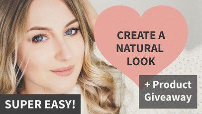 YouTube Thumbnail Maker for a Beauty Vlogger 883