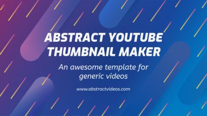 Generic YouTube Thumbnail Maker for a YouTube Channel 905