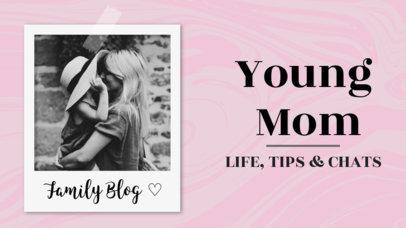 YouTube Thumbnail Maker for Mom Vloggers 895e