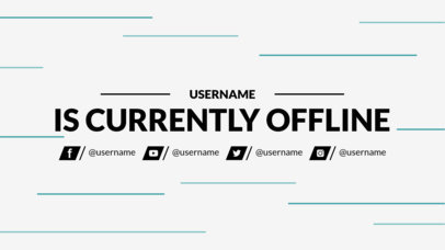 Twitch Offline Banner Maker for a Simple Twitch Offline Screen 974
