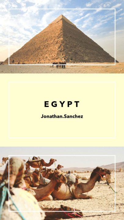Instagram Story Maker for Traveling Abroad 956e