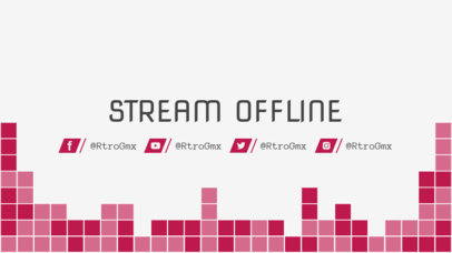Twitch Offline Banner Maker for an Offline Twitch Stream 974a